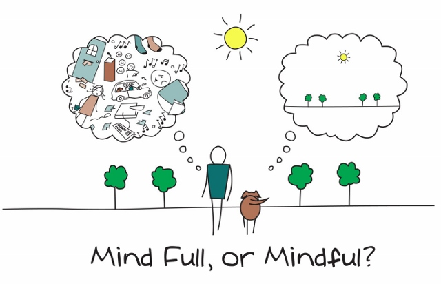 Five Ways Mindfulness Can Benefit Us