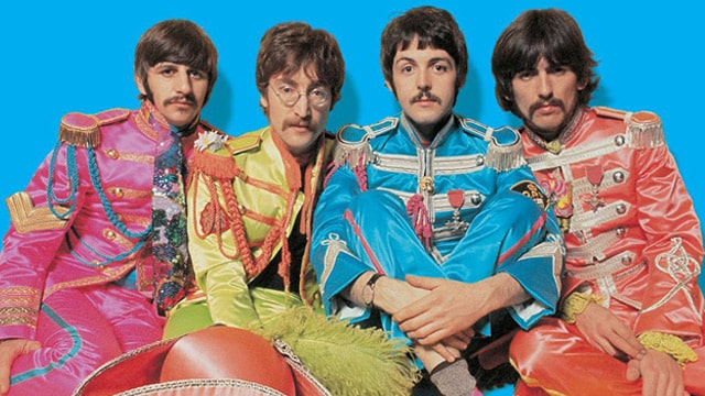 "alt=""Beatles Sergeant Pepper Album 1967"""