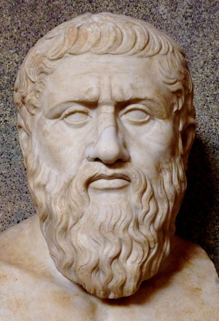 "alt=""bust of Plato"""