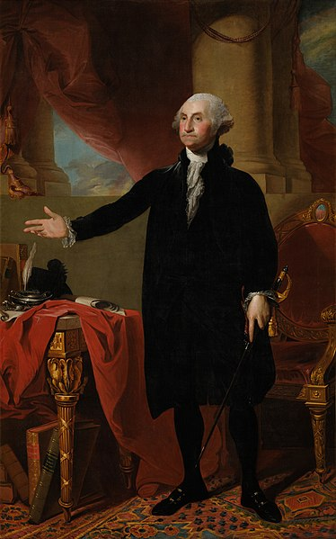 "alt=""George Washington by Gilbert Stuart 1796"""