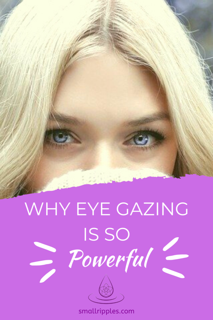 """Alt=""""Girl with blue eyes and why eye gazing is so powerful"""""""