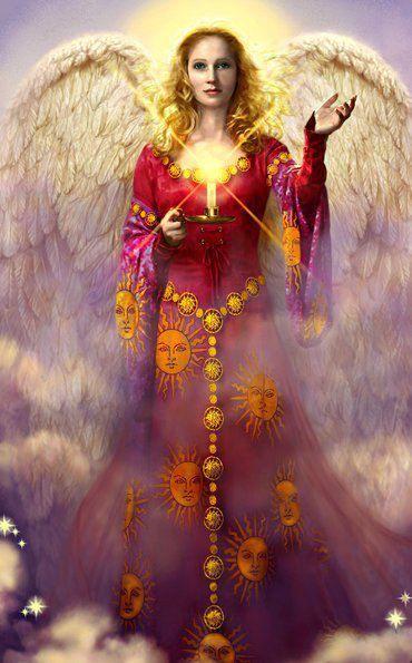 "alt=""archangel Jophiel"""