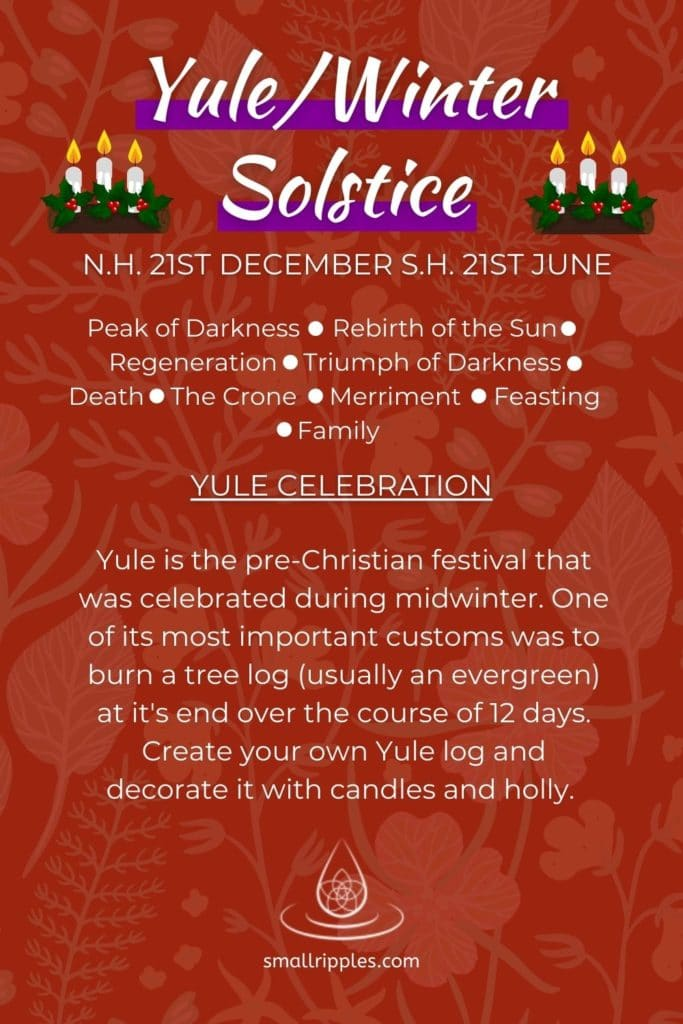 "alt=""Yule meaning and celebration ideas"""