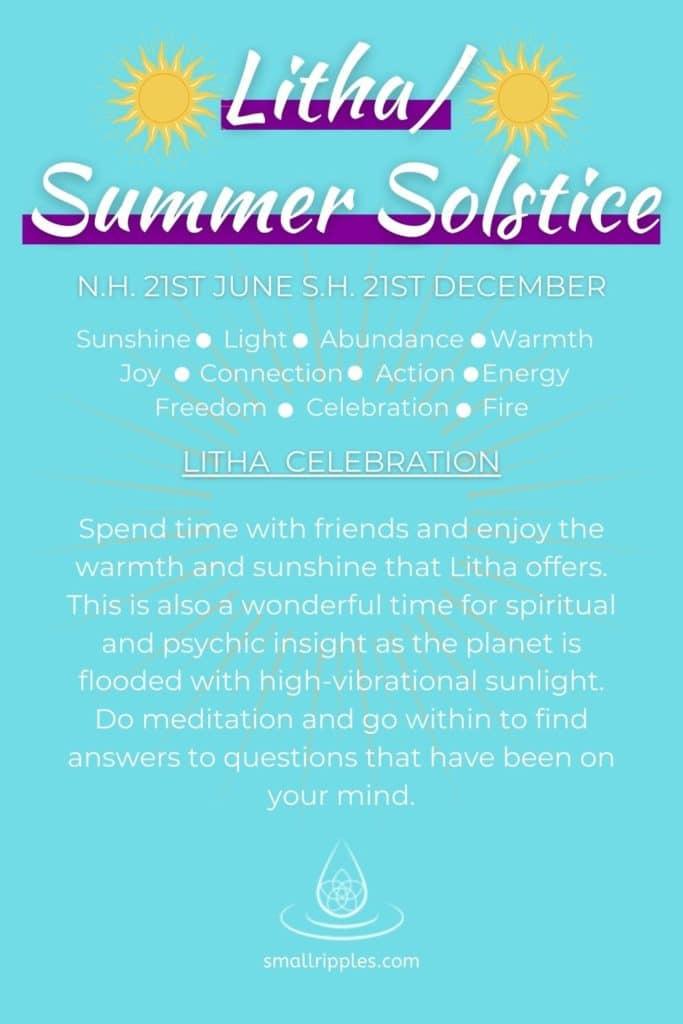 """alt=""""Litha/summer solstice meaning and celebration"""""""